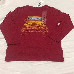 Old navy long sleeve shirt NWT